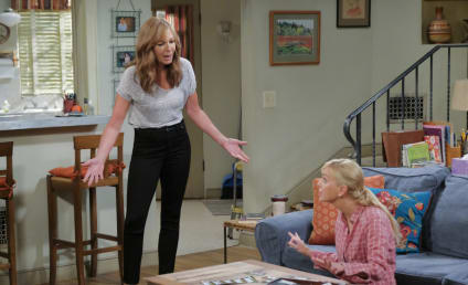 Mom Renewed for Two Seasons at CBS