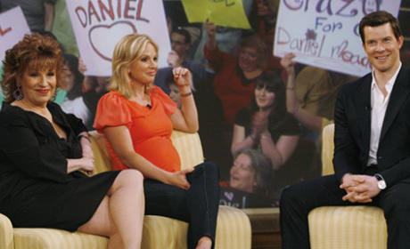 Daniel on the View