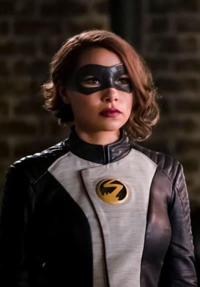 XS Worried  - The Flash Season 5 Episode 14