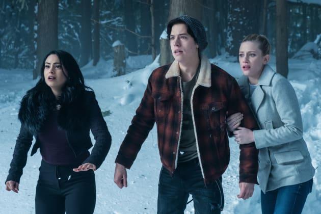 Don't Do It! - Riverdale Season 1 Episode 13