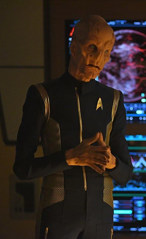 Auto Credit Post Falls >> Saru Vertical - Star Trek: Discovery Season 2 Episode 12 - TV Fanatic