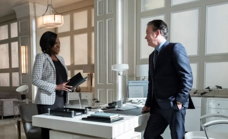 A Moment - How To Get Away With Murder Season 5 Episode 11