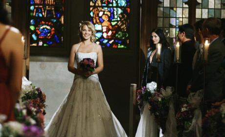The Bride Comes!