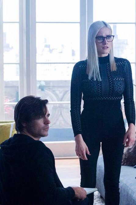 Alice and Quentin Look Surprised - The Magicians Season 4 Episode 12