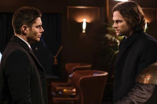 Sam And Dean Talk - Supernatural Season 13 Episode 15