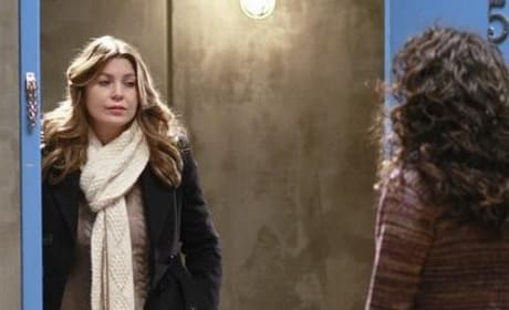 Cristina and Mer