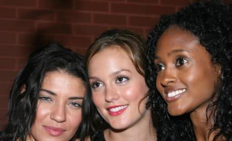 Three of the Gossip Girls