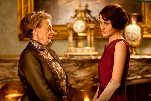 Mary and the Dowager Countess