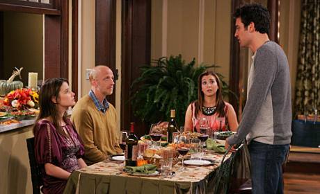 Thanksgiving on HIMYM