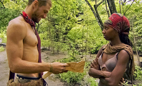 Chase Reads A Clue To NaOnka