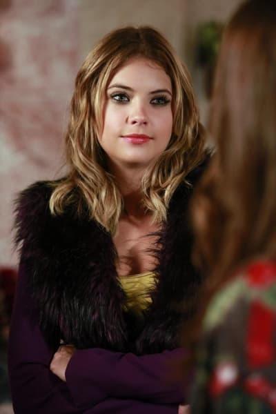 Close Up of Hanna