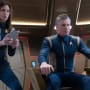 Cornwell and Pike - Star Trek: Discovery Season 2 Episode 9