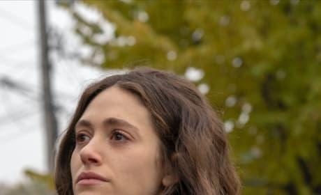 Fiona Looks On - Shameless Season 9 Episode 13