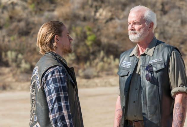 Is Jury a Rat - Sons of Anarchy Season 7 Episode 8