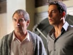Timothy Dalton on Chuck