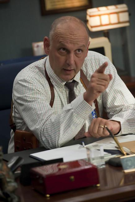 Chief Deputy Mullen Spouts Orders