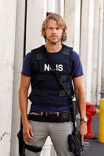 Marty Deeks Picture