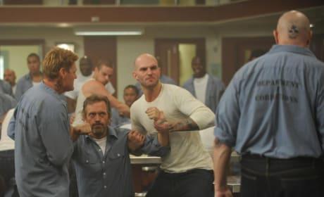 Jail Fight!