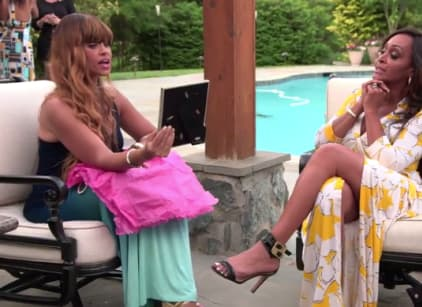 Watch The Real Housewives of Potomac Season 1 Episode 1 Online