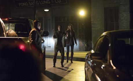Team Good Guy - The Vampire Diaries Season 8 Episode 9