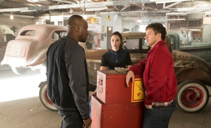 Timeless Season 2 Episode 2 Review: The Darlington 500