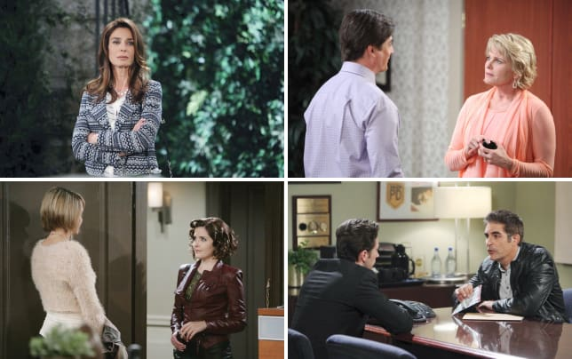 Hope defends aiden days of our lives