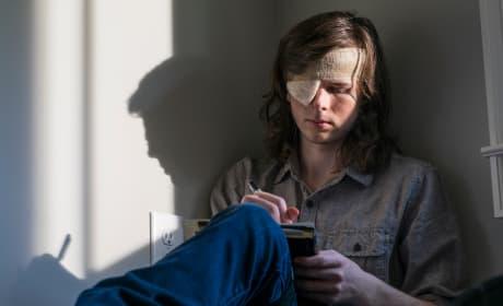 Bidding Farewell - The Walking Dead Season 8 Episode 9
