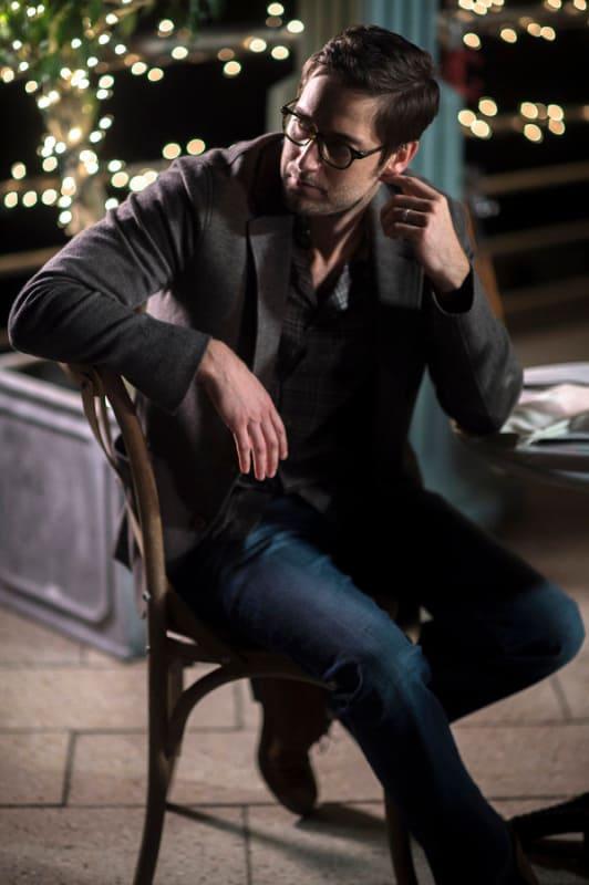 Ryan Eggold as Tom Keen
