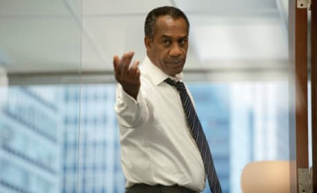 Joe Morton on White Collar