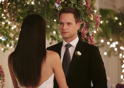 Mike and Rachel Get Married! - Suits