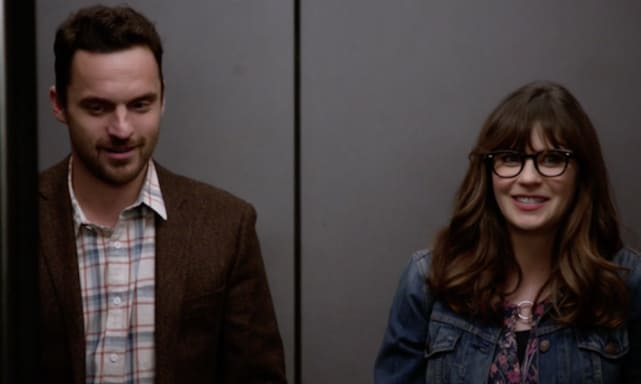 Nick and Jess - New Girl