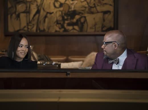 Tiana and Eddie Get Close - Empire Season 4 Episode 11