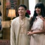Jason and Tahani - The Good Place Season 2 Episode 6