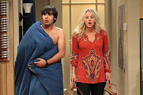 Raj and Penny?!?