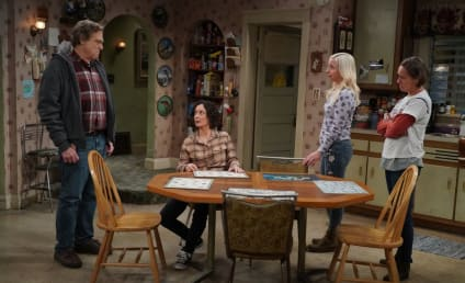 The Conners Season 3 Episode 20 Review: Two Proposals, a Homecoming and a Bear