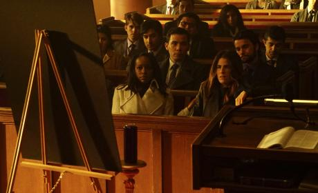 Saying Goodbye - How to Get Away with Murder Season 3 Episode 12