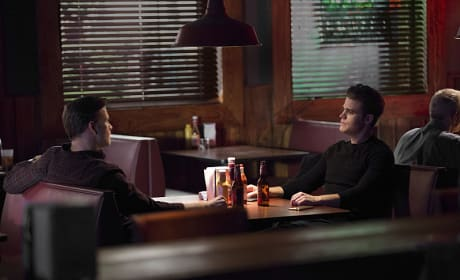 Let's Talk This Out - The Vampire Diaries Season 7 Episode 19