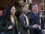 Reuniting With the Coltons - MacGyver