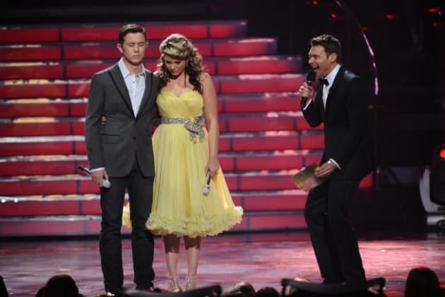 The American Idol Is...