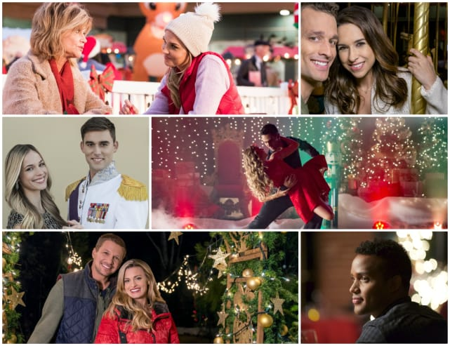 Christmas and More Christmas on Hallmark and Lifetime