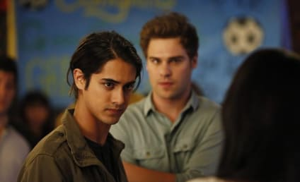 Avan Jogia Talks Twisted: On Manipulation, Love Triangling and More!