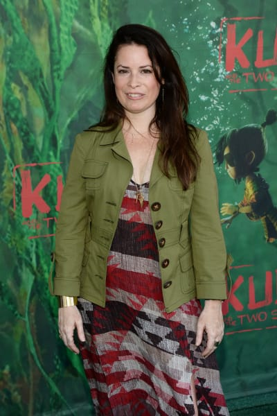 Holly Marie Combs Attends Event