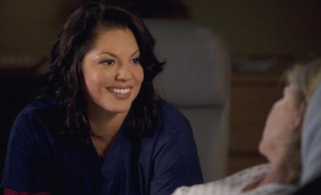 Callie Smiling