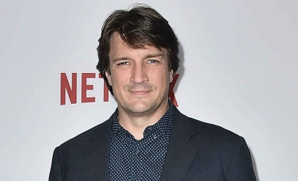 A Series of Unfortunate Events: Nathan Fillion on Stepping Into His Role, and Playing Against Neil Patrick Harris (Again)
