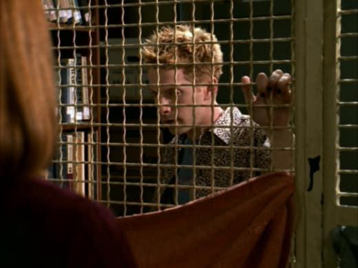 Caged Beast - Buffy the Vampire Slayer Season 3 Episode 4