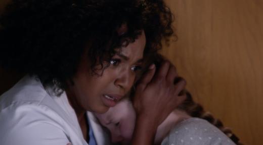 Stephanie Comforts Erin