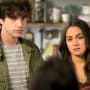 Not Amused - The Fosters Season 5 Episode 11