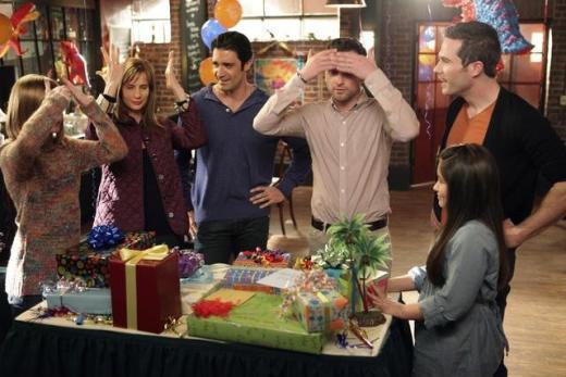 Surprise Party Tiiiime