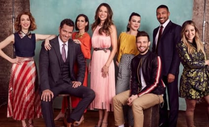 Younger Loses 2 Series Regulars Ahead of Final Season