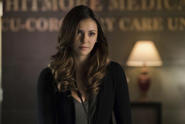 Providing Support - The Vampire Diaries Season 6 Episode 12